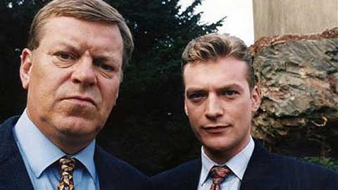 Warren Clarke (left) and Colin Buchanan